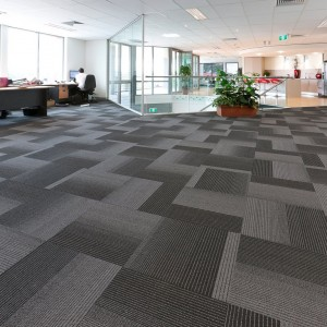 office tiles carpets