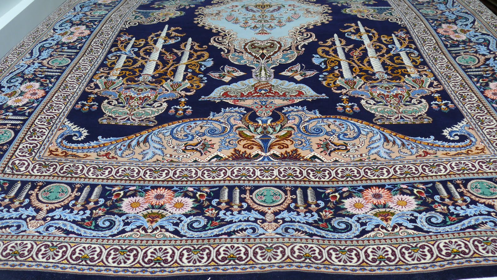Image result for Is Your Persian Rug Really Handmade?